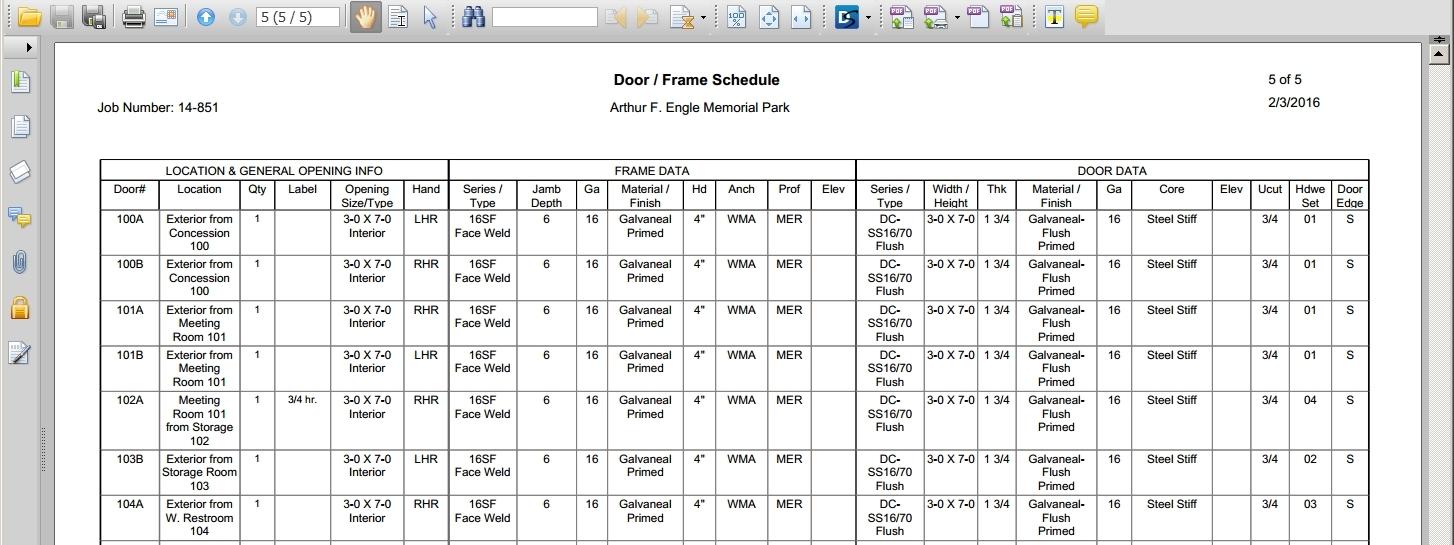 Door schedule door and window schedule sc 1 st revit for Door and window schedule